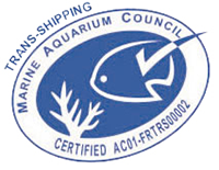 Trans-shipping certification - Marine Aquarium Council